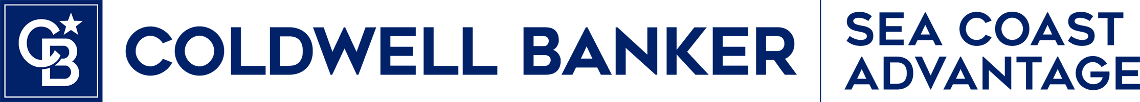 Coldwell Banker SeaCoast Advantage logo