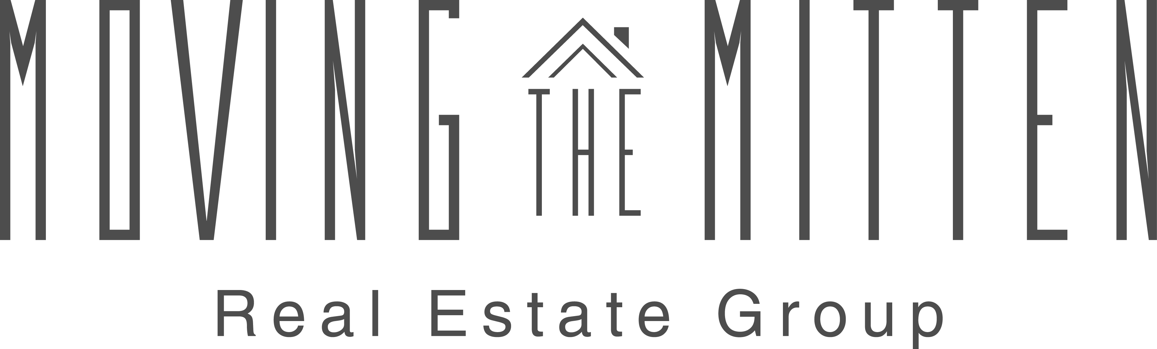 Moving The Mitten Real Estate Group logo