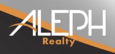 Aleph Realty logo