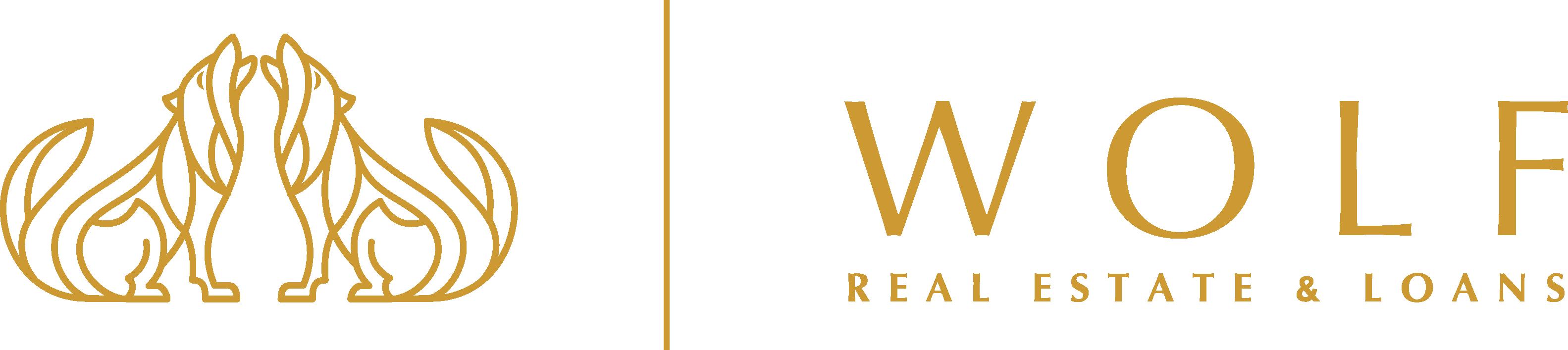 Wolf Real Estate & Loans logo